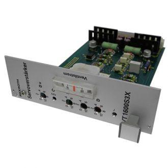 VT 1600 Servo Amplifiers