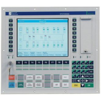 BTV20 Machine Operator Panels
